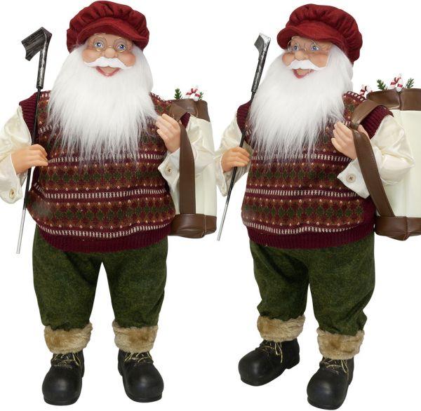 Weihnachtsmann Ville 80cm