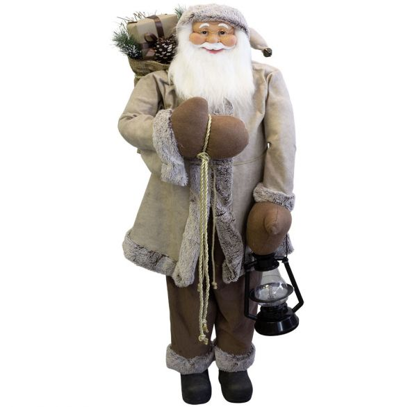 Weihnachtsmann Marius 150-180cm Lebensgröße