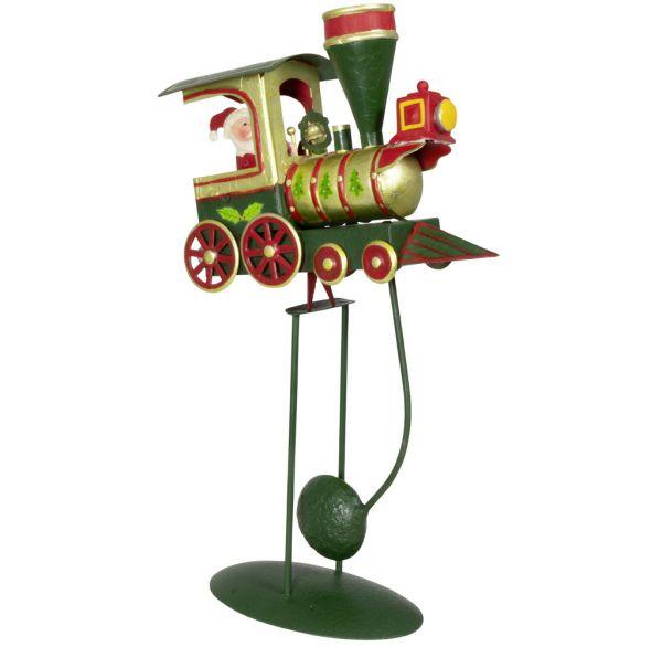 Tischdeko Balance Pendel Zug 35cm