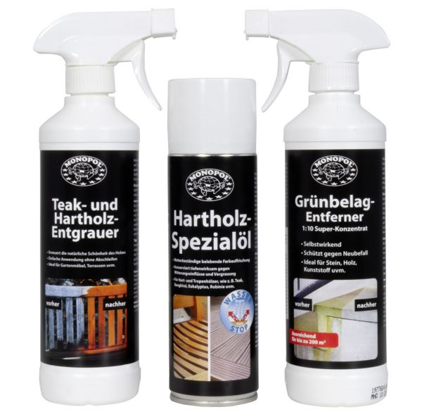 Hotrega Gartenmöbel Reinigungsmittel
