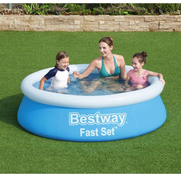 Bestway aufblasbarer Pool 183x51cm