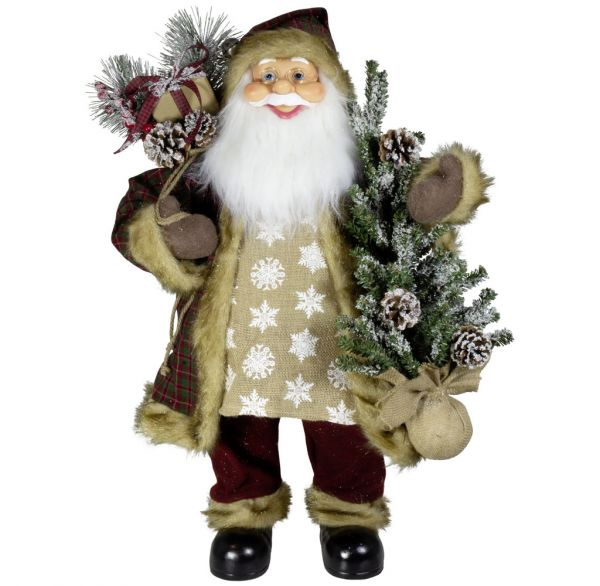 Weihnachtsmann 80cm Julian Santa