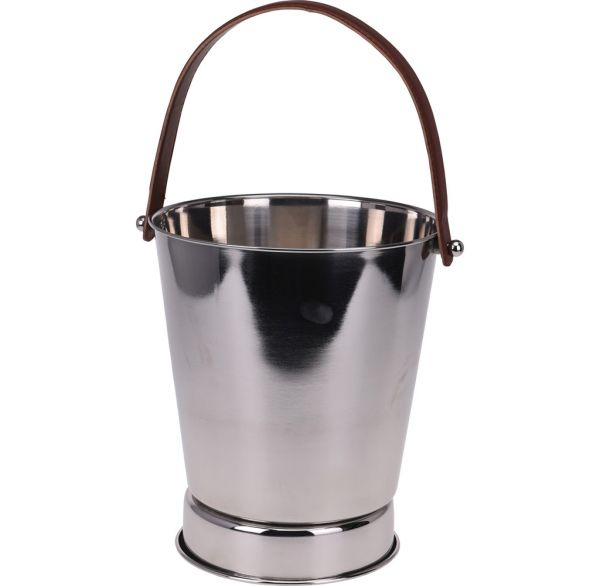 Flaschenkühler Eimer 27cm Weinkühler Sektkühler