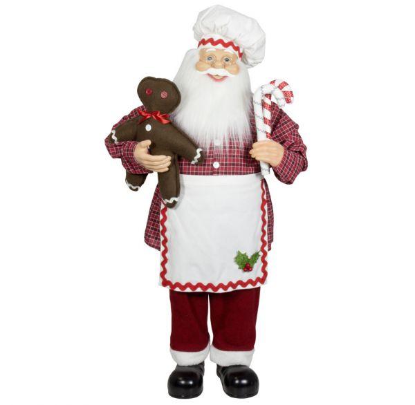 Weihnachtsmann 80cm Konditor Santa