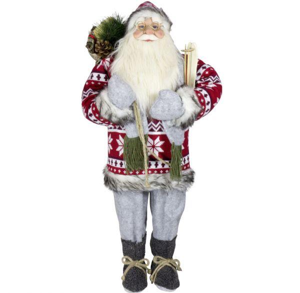 Weihnachtsmann 80cm Marvin Santa