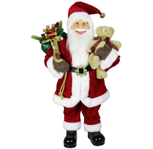 Weihnachtsmann 60cm Hubert Santa