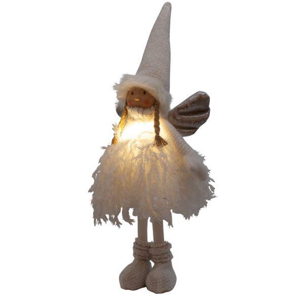 LED Engel leuchtend 40cm